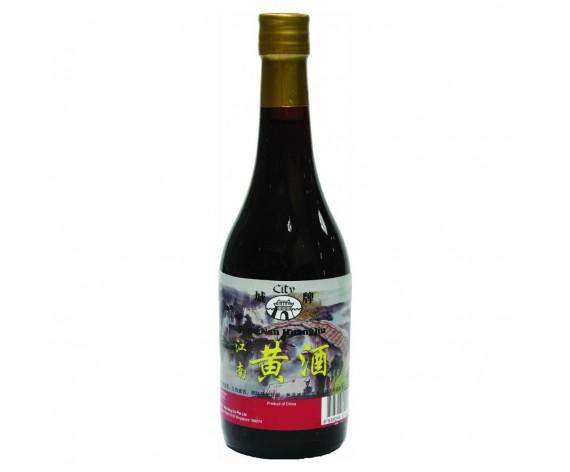 CITY BRAND JIANGNAN YELLOW WINE | 500ML | 城牌江南黄酒 | CN