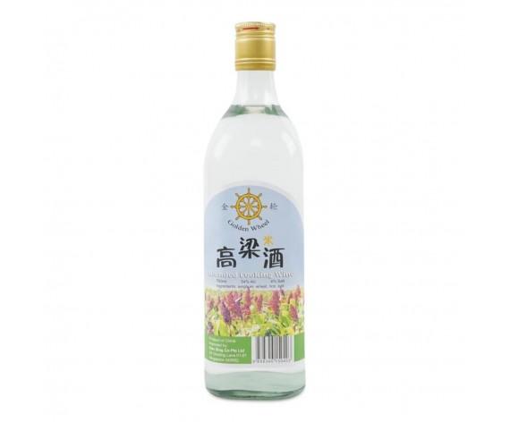 GOLDEN WHEEL BLENDED COOKING WINE   750ML   金轮牌高粱米酒   CN