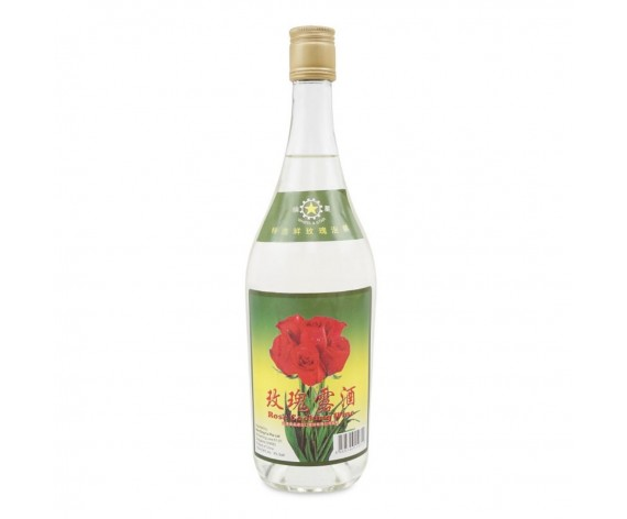 WHEEL & STAR ROSE COOKING WINE   750ML   轮星玫瑰露酒   CN