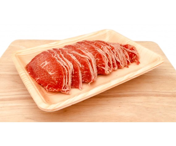 USDA CHOICE BEEF TOP BLADE | BONELESS | SHABU SLICED | 300GM/PKT | 雪花牛板腱嫩肩火锅片 | US