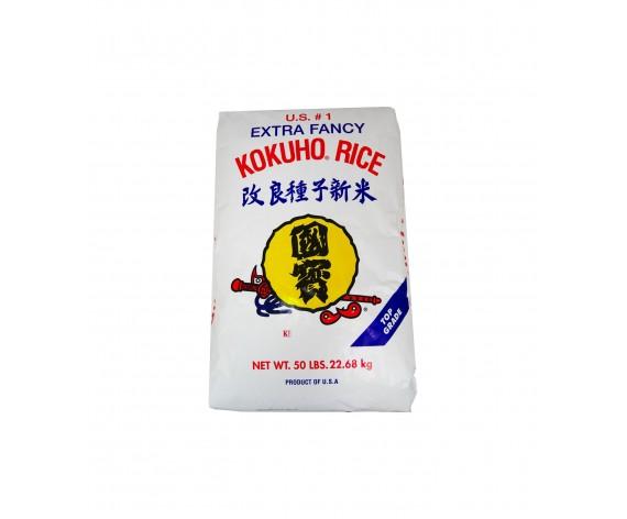 KOKUHO CALROSE RICE  | 22.68KG/PKT  |  国宝珍珠米  | US