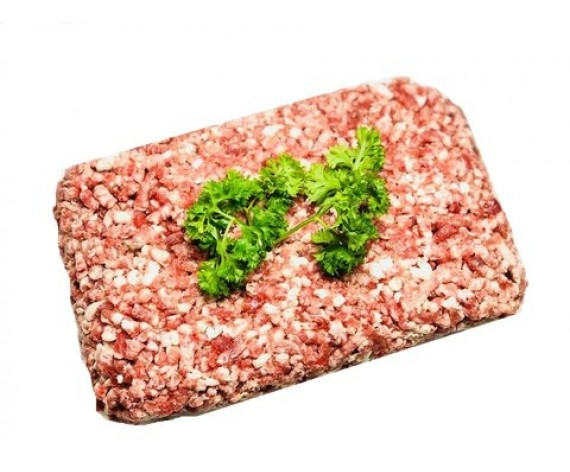 BEEF MINCED (LEAN) (1KG/PKT) 牛肉碎 (BR)