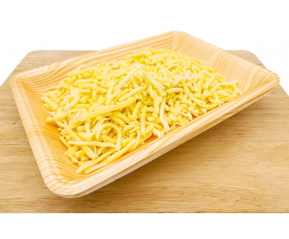 PIZZA CHEESE SHREDDED | 50% MOZZARELLA | 50% CHEDDAR | 300GM/PKT | 披萨芝士 | UK