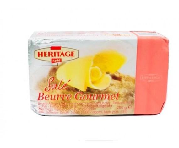 BUTTER SALTED (250GM/PKT) 咸味黄油