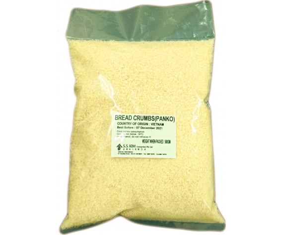 BREAD CRUMBS (PANKO) (500GM/PKT) 面包屑 (VN)