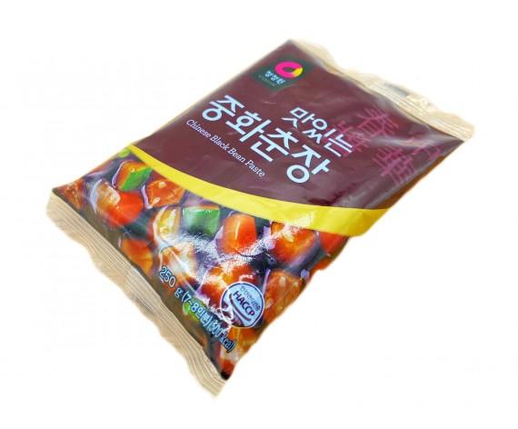 CHUNG JUNG WON | CHINESE BLACK BEAN PASTE | 250GM/PKT | 韩国黑豆酱 | KR