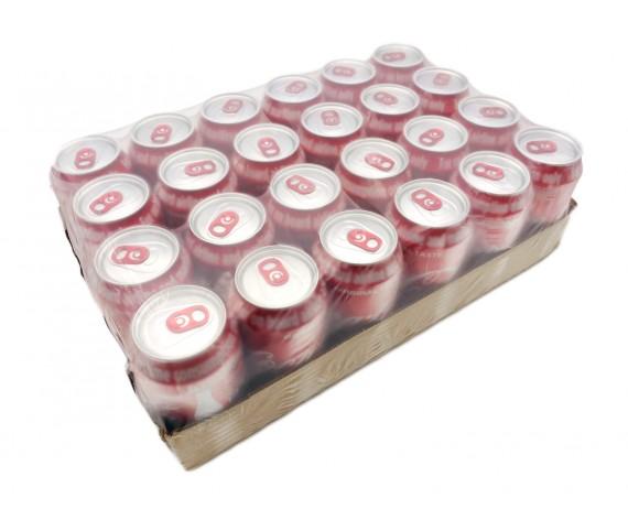 COCA COLA | CANNED | 24X320ML/CTN | 铝罐可口可乐 | MY