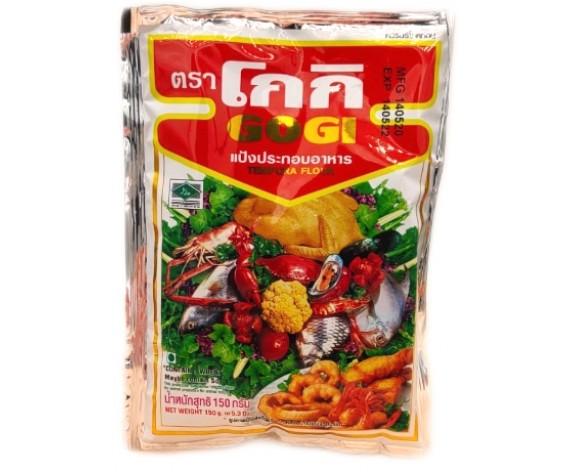 GOGI TEMPURA FLOUR | HALAL | 150GM/PKT | 泰国酥炸粉(用于酥炸蔬菜或肉类) | TH