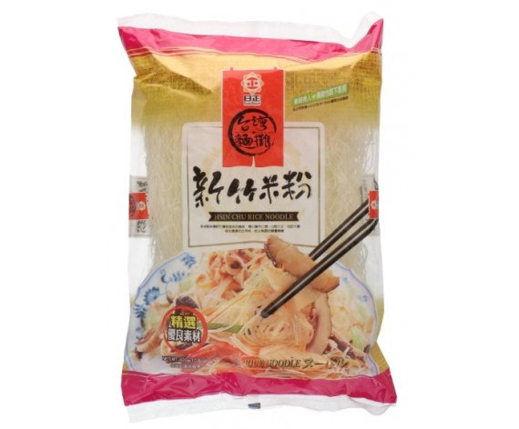 SUNRIGHT HSIN CHU RICE NOODLE | 300GM/PKT | 日正台湾面摊新竹米粉 | TW