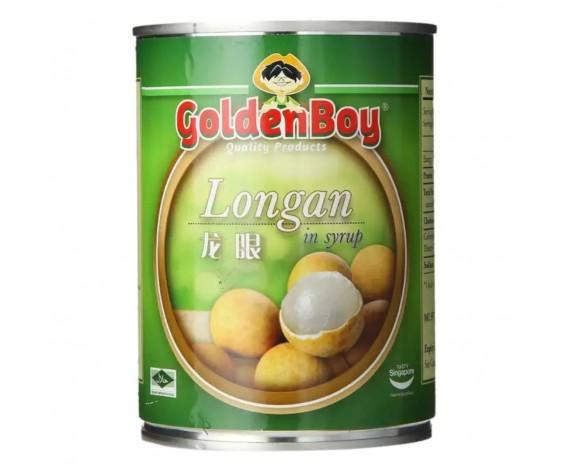 LONGAN IN HEAVY SYRUP | 565GM | 金童牌鲜糖水龙眼罐头 | TH