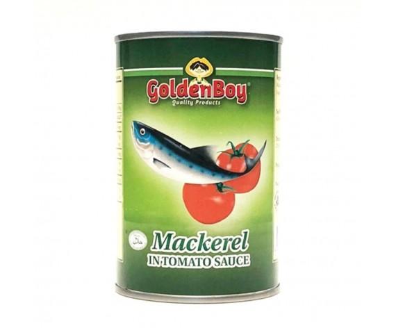 MACKEREL IN TOMATO SAUCE | 425GM | 金童牌茄汁马鲛鱼罐头 | CN