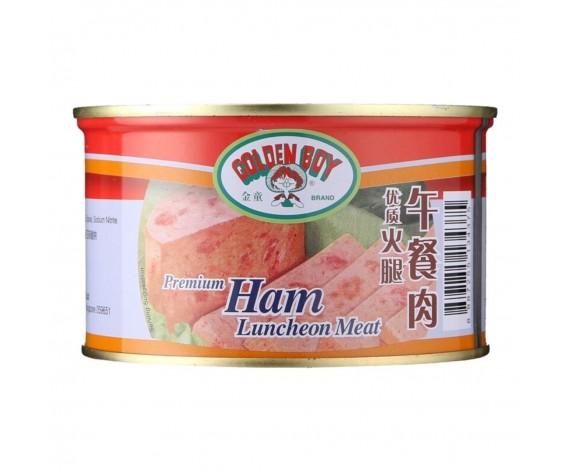 PREMIUM HAM LUNCHEON MEAT | 397GM | 金童牌优质火腿午餐肉 | CN