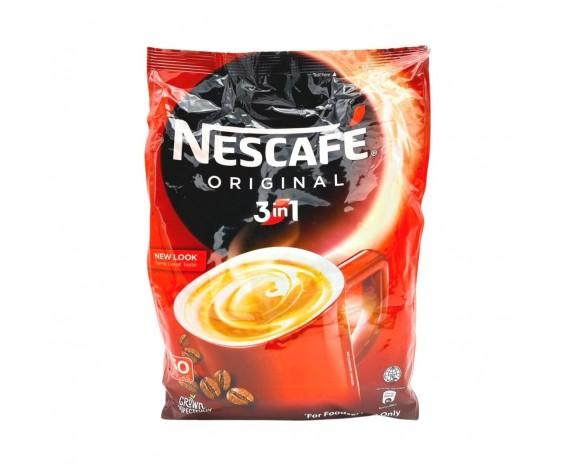 NESCAFE | ORIGINAL 3 IN 1 INSTANT COFFEE | 50'S X 19GM | 3合1速溶咖啡 | SG