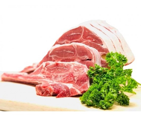 LAMB SHOULDER CHOP BONE IN (1KG/PKT) 带骨羊肩排 (AU)