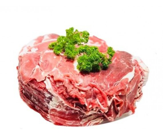 MUTTON SLICED (SHABU) (1KG/PKT) 火锅羊肉片