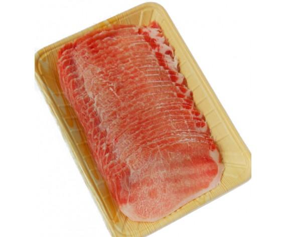 PORK LOIN BONELESS SLICED (SHABU) (500GM/PKT) 火锅猪里卷肉片