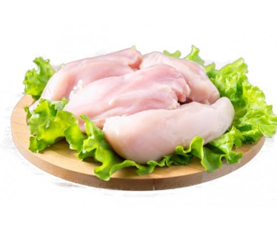 CHICKEN FILLET (2KG/PKT) 鸡柳 (BR)