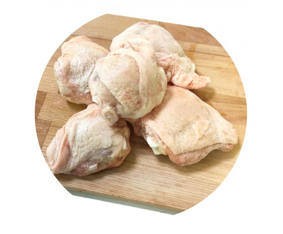 CHICKEN THIGH BONE IN (2KG/PKT) 鸡大腿上节 (BR)