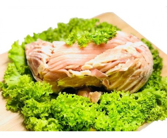 CHICKEN SLICED (1KG/PKT) 鸡肉片 (BR)