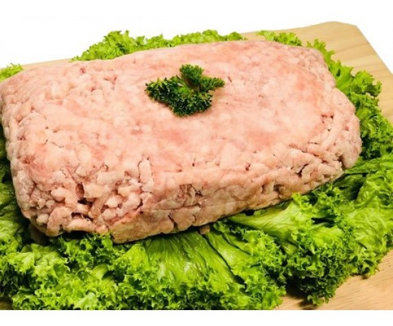 CHICKEN MINCED (1KG/PKT) 鸡肉碎