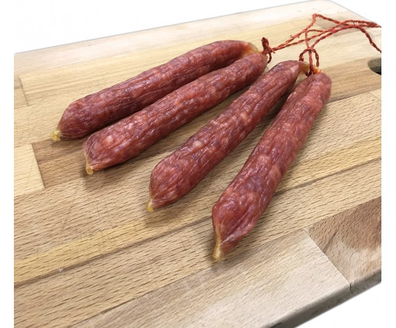 DRUNKARD CHINESE SAUSAGE | CHICKEN | 4 PCS | 250GM/PKT | 鸡腊肠 | SG