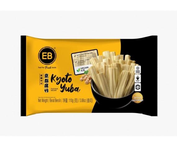 EB VEGEN FOOD KYOTO YUBA | 110GM | 更加好京都腐竹 | MY