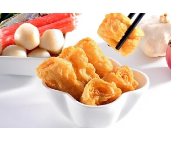EB SEAFOOD BEAN CURD ROLL | FISH | 300GM | 更加好海鲜腐竹卷 | MY