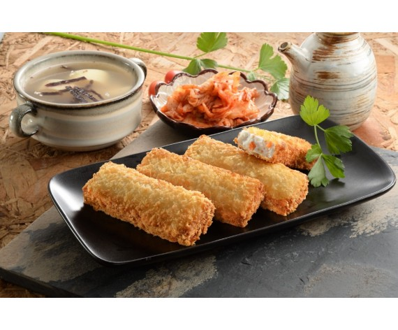 EB KOREAN FISH STRIPS | 5PCS | 250GM | 韩式鱼条 | MY