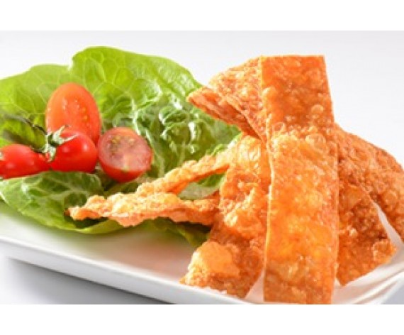 EB VEGETARIAN CRISPY SOYA | 10PCS | 380GM | 更加好香酥豆片 | MY
