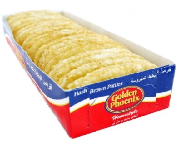 HASH BROWN (1.28KG/PKT) 薯饼 (US)