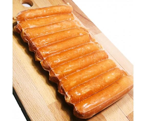 PORK BOCKWURST SAUSAGE (1KG/PKT) 德国式香肠