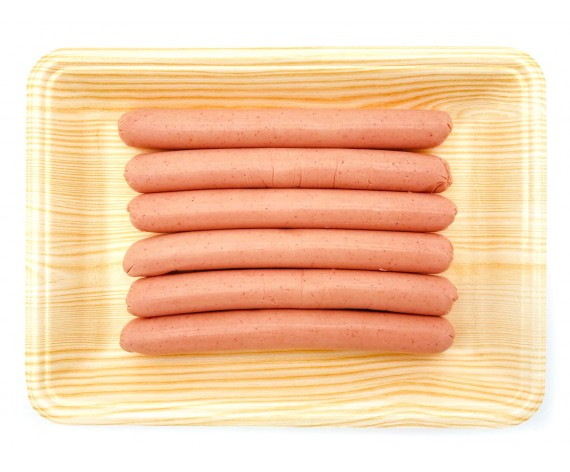 PORK VIENNA SAUSAGE | 1KG/PKT | 猪肉维也纳香肠 | SG