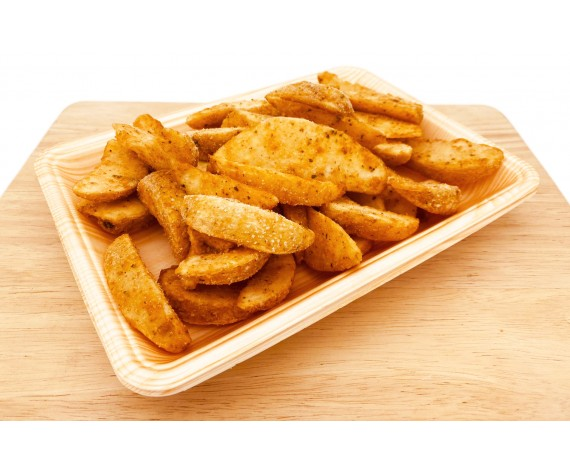 POTATO WEDGES | SPICY | 2.27KG/PKT | 马铃薯块 | CA