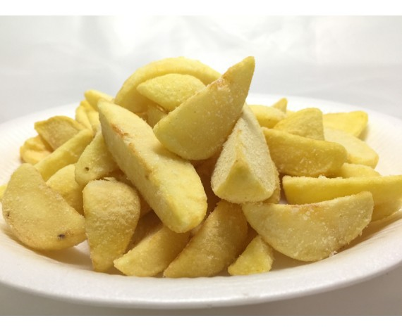 POTATO WEDGES SPICY (2.5KG/PKT) 马铃薯块