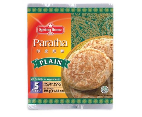 FROZEN ROTI PARATHA | PLAIN | 5PCS | 325GM/PKT | 第一家印度煎饼 | MY