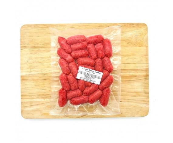 CHICKEN TAIWAN COCKTAIL SAUSAGE | 500GM/PKT | 鸡肉迷你台湾香肠 | SG
