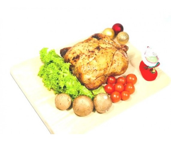 CHICKEN WHOLE SMOKED (1.5KG/PC) 烟熏全鸡 (SG)