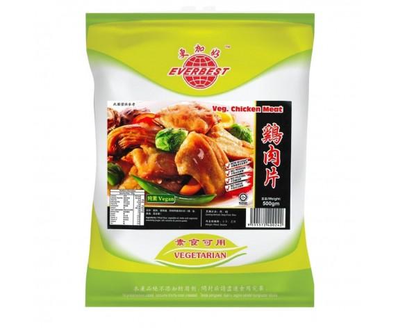 EB VEGETARIAN CHICKEN MEAT | 500GM | 更加好素鸡肉片 | MY