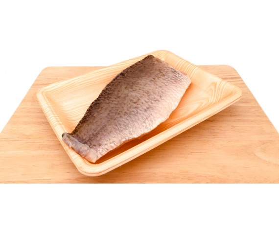 FROZEN BARRAMUNDI FILLET | SKIN ON | 2PCS | 1KG/PKT | 去骨金目卢鱼片 | SA | $18.50/KG