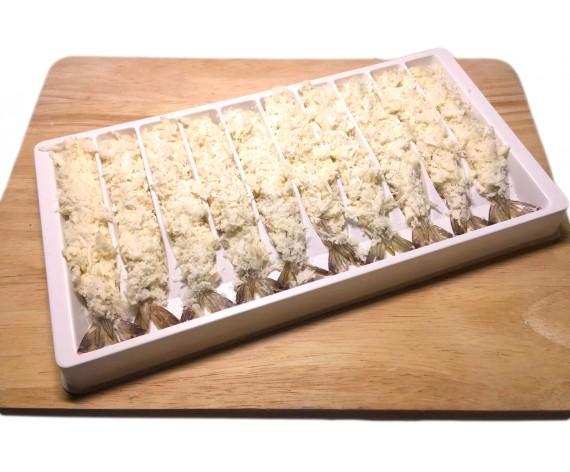 BREADED VANNAMEI SHRIMP | 10PCS/PKT | 面包虾 | VN