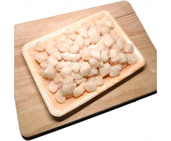 FROZEN MINI SCALLOP MEAT | WITH GLAZING | 1KG/PKT | 冷冻迷你扇贝块 | CN