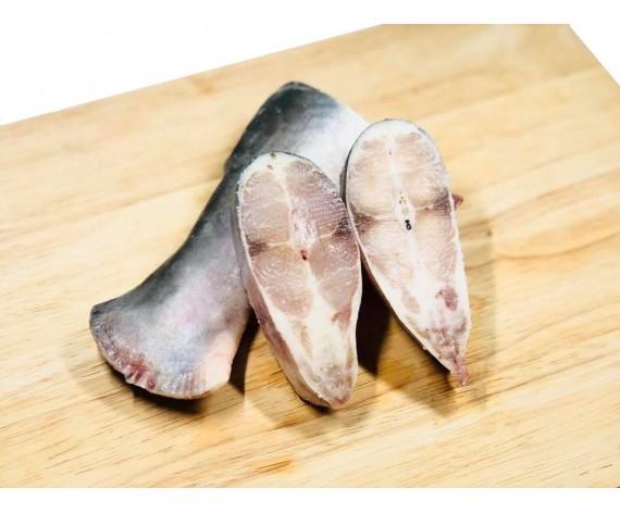 PATIN FISH STEAK | 1KG/PKT |  带骨巴丁鱼块 | VN