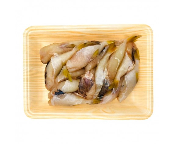 GOLDEN TOAD FISH | DRUMSTICK FISH | GUTTED & CLEANED | 500GM | 去皮净鸡腿鱼 | MY