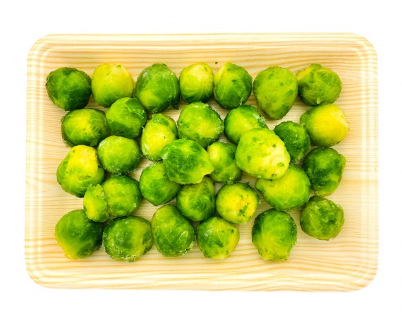 BRUSSEL SPROUTS | 1KG/PKT | 小包菜 | BE