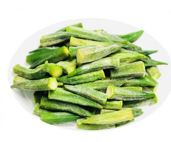 OKRA (1KG/PKT) 羊角豆